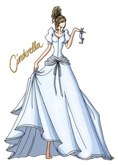 FAIRY TALE GIRLS PROJECT: Cinderella by ~WeleScarlett on deviantART