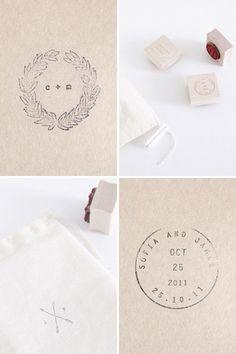 follow studio custom stamps.