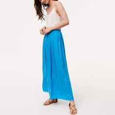 Rank & Style - Loft Pocket Maxi Skirt #rankandstyle