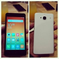 Xiaomi Redmi 2S leaks compared to Redmi 1S side by side