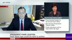 Busan-based professor Robert E. Kelly went on BBC World News on Friday to flex his knowledge of South Korean politics, but it was his kids who wound up stealing the show.  Kelly, who, according to his Twitter bio, is a professor of political science at South Korea's Pusan National University, was being