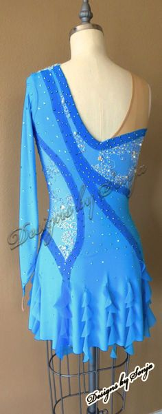 Costume Ideas, Costumes, Figure Skating Dresses, Tampa Bay, Page Design, Costume Design, Custom Made, Skate, Designer Dresses