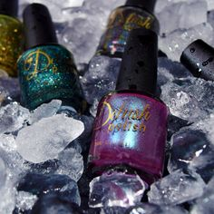 The Knights of Thrones nail polish Collection is inspired by the incredible male characters of the show.