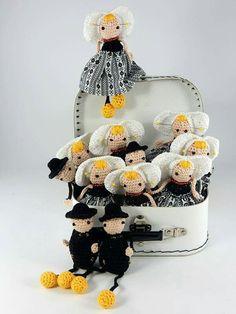 New crochet doll hair sew ideas
