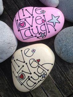 Live love laugh rock