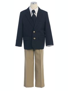 5 piece Double Breasted Suit