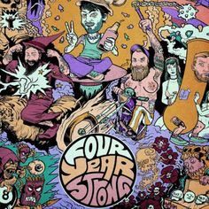 Four Year Strong debut first new song from upcoming self-titled album - #AltSounds