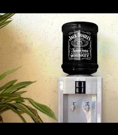 The latest in our line of novelty water cooler bottles is the Jack Daniels office water cooler bottle. Probably better reserved for after work hours! Office Water Cooler, Johnnie Walker, Tennessee Whiskey, Water Coolers, Drip Coffee Maker, Berries, At Least, Make It Yourself