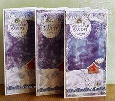 Kartki na Boże Narodzenie Cards, Maps, Playing Cards
