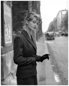 Brigitte Bardot, photo by Georges Dambier, Paris, 1954