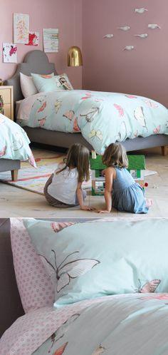 Future bedding, Sophie's wish. dwellstudio butterfly bedding