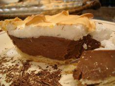 Mennonite Girls Can Cook: Chocolate Meringue Pie