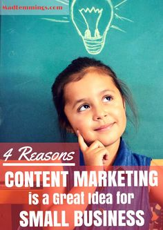 4 Reasons Why Content Marketing is a Great Idea