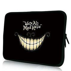 "Elonno Smiling Face 15"" Laptop Neoprene Protective Sleeve Case for Macbook Pro Retina Dell HP Acer – NOK kr. 117"