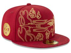 cbe268a8bd Go bold with the newly released Houston Rockets New Era NBA City Series 2.0  59FIFTY Cap