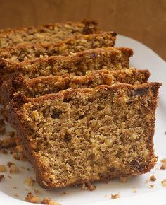 Hazelnut Date Bread ~ http://www.bakeorbreak.com