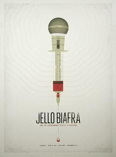 Jello Biafra - Anonymous Ink & Idea - 2013 ----