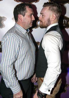 Seamus McEnaney,Conor McGregor WENN.com