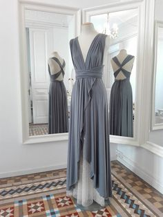 High low dress high low grey dress high low infinity dress