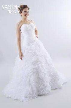 ♥♥♥  Dica Santrix Noivas: O vestido de noiva ideal para cada corpo Sabemos que a decisão do vestido se trata de tarefa difícil e árdua... Principalmente porque existe um vestido de noiva ideal para cada corpo. Foi ... http://www.casareumbarato.com.br/o-vestido-de-noiva-ideal-para-cada-corpo/