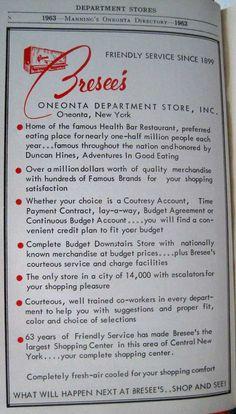 Health Food Store Oneonta Ny