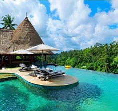 The Viceroy Hotel, Ubud Bali.