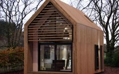Little houses make a big impact –  micro homes from Dwelle
