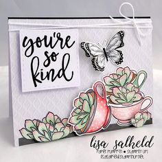 Grown with Kindness + Notes of Kindness 🦋 Kindness Notes, Stampin Up Paper Pumpkin, Pumpkin Cards, Card Making Tutorials, Some Cards, All Paper, Stamping Up, Homemade Cards, Stampin Up Cards