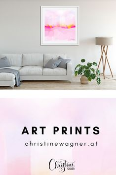 Watercolor Artist, Youth Rooms, Fine Paper, Large Prints, Modern, Art Pieces, Interior Design, Home Decor, Etsy