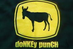 Violate the Dress code with Donkey Punch Clothing
