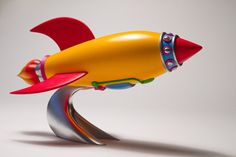 Mission: 10,000 Rockets on Behance