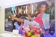 The Vogue Festival April 2012