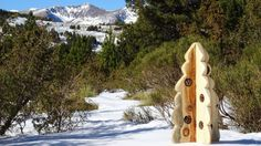♻ Sapin de Noël en bois 100% éco 🌳 #noel #sapin #faitmain #diy #deco #christmastree #woodworking #fontromeu