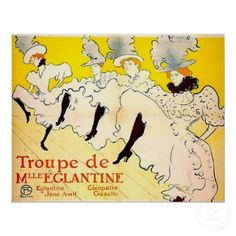 Toulouse Lautrec poster on sale at theposterdepot. Poster sizes for all occasions. Always Fast secure shipping from USA seller. Toulouse Lautrec Poster French Can Can Girls for sale. Check out our site for latest sales. Henri De Toulouse Lautrec, Poster Art, Kunst Poster, Poster Prints, Art Prints, Design Poster, Belle Epoque, Art Nouveau, Vintage Posters