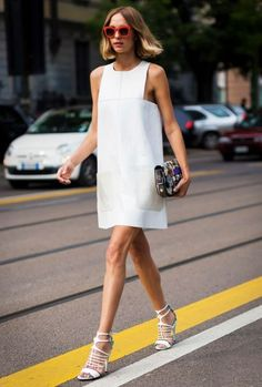 chic street style #fashion