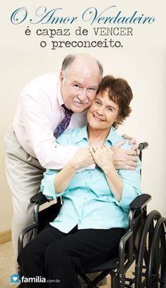 Como ajudar um cônjuge portador de deficiência.