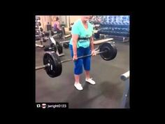 SEE IT: This Grandma Can Deadlift 225 Pounds