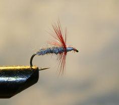 Fishing Fly Lure Fly Fishing Rabbit Hair by woodsedgestudios60, $1.95