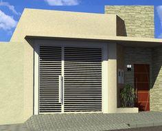 Encontre alguns modelos de fachadas para casas simples. Inspire-se e cria sua própria fachada com base nos modelos mostrados por nós. Apaixone-se!