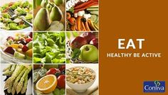 """#Food is one of life's greatest pleasures. A good meal can brighten up a bad day. """"#Eat #Healthy & Be Active in Your Daily #Life."""""""