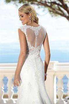 Ladybird Wedding Dress 416011