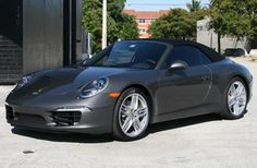 Porsche 911 S Rental in New York. rent for my man...maybe...if I could possibly afford it