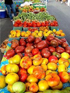 Johnson City, TN Farmers Market 7am-2pm mid-april through october