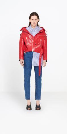 Discover the latest collection of Balenciaga Jacket for Women at the official online store.