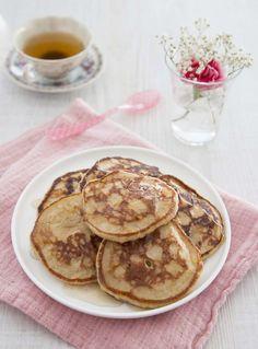 Pancakes à la noix de coco, façon Mokary de Madagascar - recette facile de Biodélices -  www.biodelices.fr