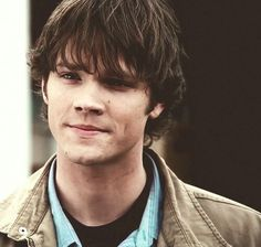 supernatural, sam winchester, and jared padalecki image