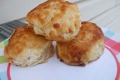 Apple Pie Biscuit.