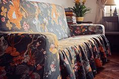 sofa cover, slip cover Sewing Ideas, Sewing Projects, Diy Ideas, Decor Ideas, Living Room Update, Sofa Throw, Sofa Covers, Slipcovers, Room Inspiration