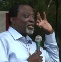Alan Keyes Speaks Not-So-Common Sense