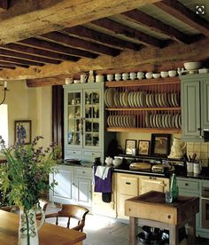 Are you searching for images for farmhouse kitchen? Check this out for unique farmhouse kitchen images. This particular farmhouse kitchen ideas appears to be completely superb. Küchen Design, House Design, Design Ideas, Interior Design, Design Inspiration, Diy Interior, Kitchen Interior, Icon Design, Coastal Interior
